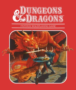 Dungeons and Dragons - the board game