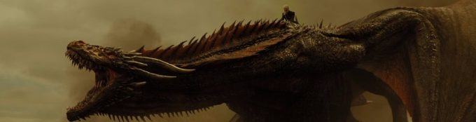 The mighty dragons of Westeros!